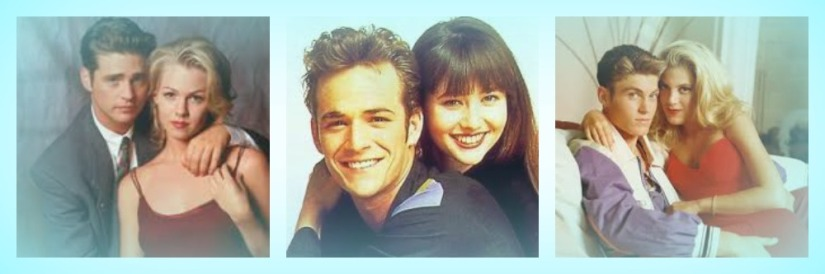 """Throw-back Sunday:  Ranking the top 5 couples from """"Beverly Hills,90210"""""""