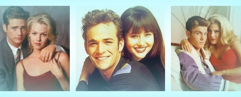 "Throw-back Sunday:  Ranking the top 5 couples from ""Beverly Hills, 90210"""