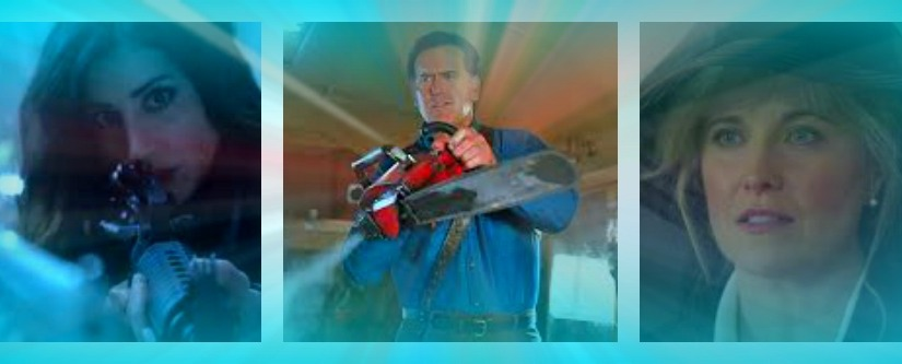 """Ranking the top 5 moments from """"Ash vs Evil Dead"""" season 3 episode 3:  """"Never get between a papa bear and hiscub"""""""