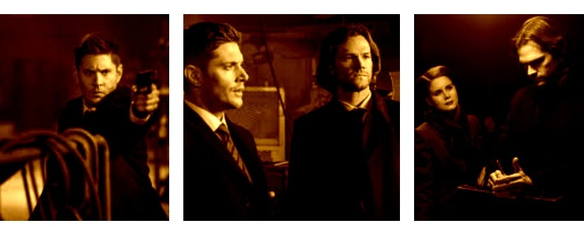 """Ranking the top 5 moments from """"Supernatural"""" season 13 episode 15: FilmNoir"""