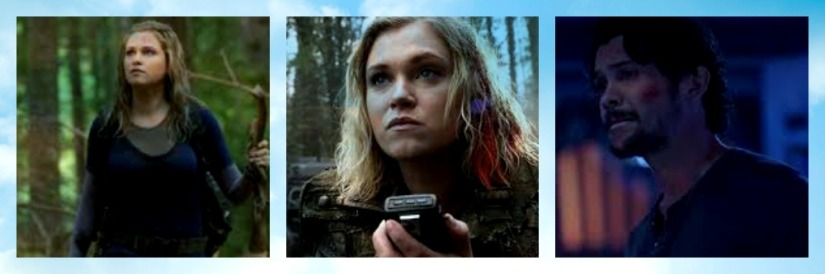 """Ranking the top 5 moments from """"The 100"""" season 5 episode 1:  """"Who am Inow?"""""""