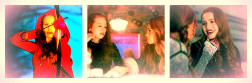 """Ranking the top 5 moments featuring Cheryl & Toni from """"Riverdale"""" season 2: """"You'reSensational."""""""