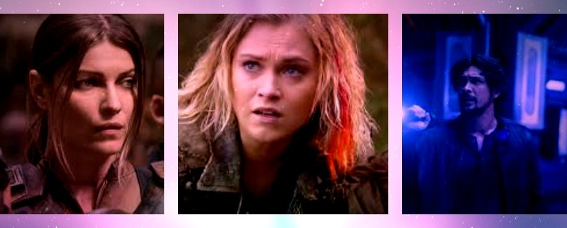 """Ranking the top 5 moments from """"The 100"""" season 5 episode 3:  """"283 lives.  She must be pretty important to you. Sheis."""""""
