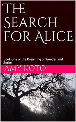 The Search for Alice Cover