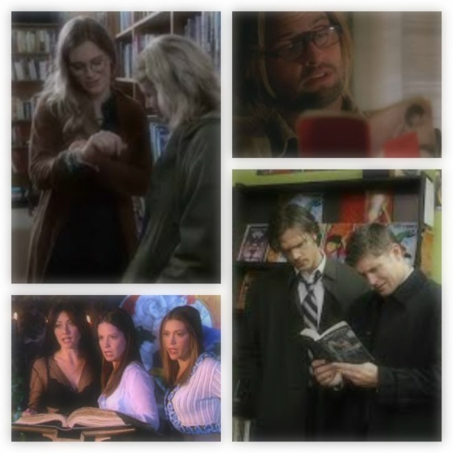 Reading collage 8 7