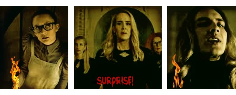"Ranking the top 5 moments from ""American Horror Story:  Apocalypse"" season 8 episode 3:  ""Surprise Bitch!  I Bet you Thought you'd Seen the Last of Me"""