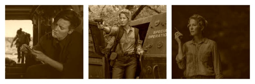 """Ranking the top 5 moments from """"Fear the Walking Dead"""" season 4 episode 12:  """"I'm Not Gonna Leave ThemBehind"""""""