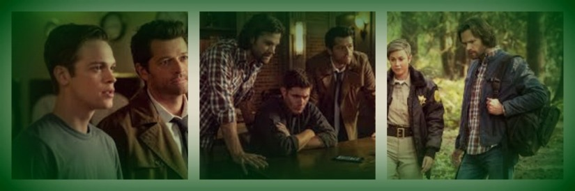 """Ranking the top 5 moments from """"Supernatural"""" season 14 episode 3:  """"You Proved That You Have The Mind Of AHunter"""""""