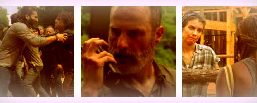 """Ranking the top 5 moments from """"The Walking Dead"""" season 9 episode 2:  """"You're not Saving the World Rick.  You're just Getting it Ready forMe"""""""