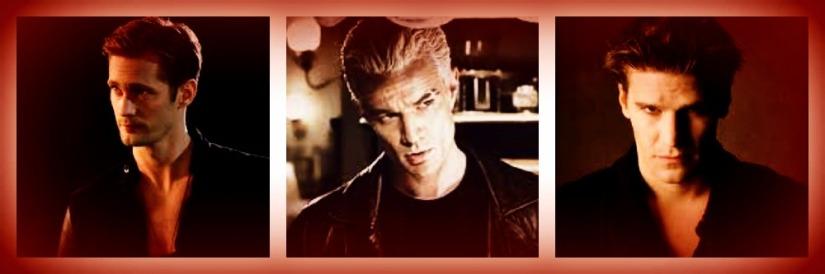 "Ranking my top 5 Male Vampires from TV:  ""I've Always BeenBad"""