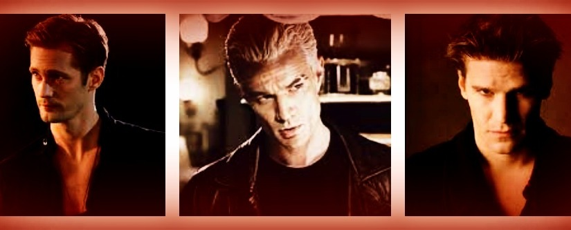 "Ranking my top 5 Male Vampires from TV:  ""I've Always Been Bad"""