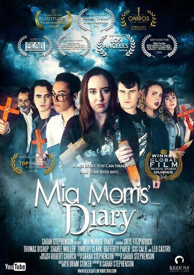 Mia Morris' Diary YouTube