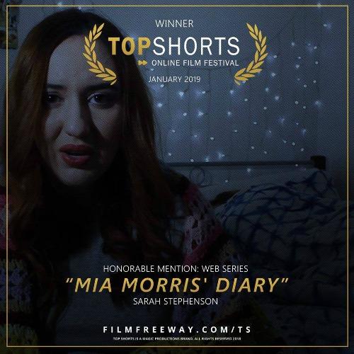 Top Shorts Mia Morris' Diary
