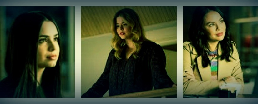 """Ranking the top 5 moments from """"Pretty Little Liars:  The Perfectionists"""" season 1 episode 5:  """"You Are My BeautifulDreamer"""""""
