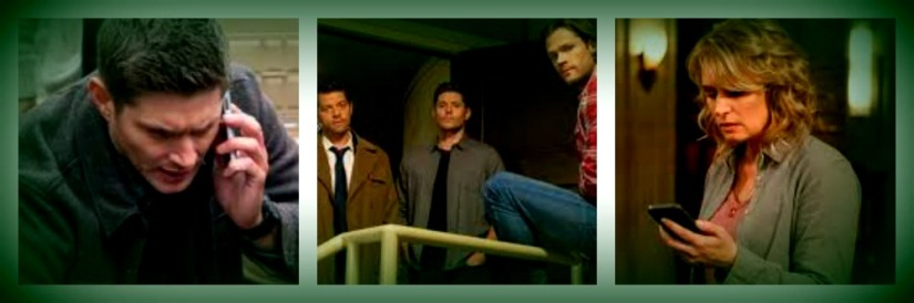 """Ranking the top 5 moments from """"Supernatural"""" season 14 episode 17: """"GameNight"""""""