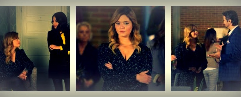 """Ranking the top 5 moments from """"Pretty Little Liars:  The Perfectionists"""" season 1 episode 8:  """"Act NormalBitches"""""""
