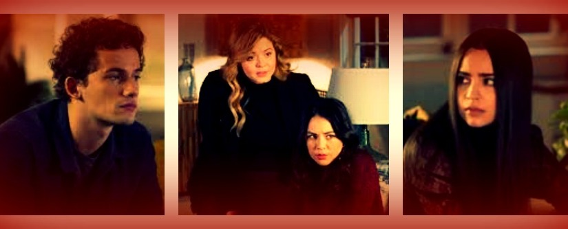 """Ranking the top 5 moments from """"Pretty Little Liars:  The Perfectionists"""" season 1 episode 10:  """"Enter theProfessor"""""""