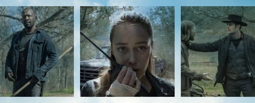 """Ranking the top 5 moments from """"Fear the Walking Dead"""" season 5 episode 6:  """"We've Done the ImpossibleBefore"""""""
