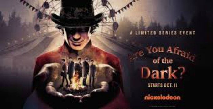 "Spoiler-Free Review of ""Are You Afraid of the Dark?"" (2019) Reboot on Nickelodeon: The Midnight Society gives us a Halloween treat!"
