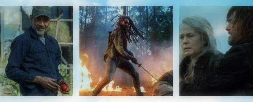 "Ranking the top 5 moments from ""The Walking Dead"" season 10 episode 1 season premiere:  ""Lines WeCross"""