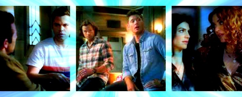 """Ranking the top 5 moments from """"Supernatural"""" Season 15 Episode 13:  """"Destiny's Child"""""""
