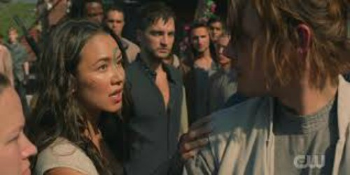 The 100 7 1 2 The CW